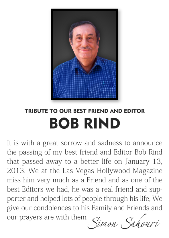 Remember Bob Rind