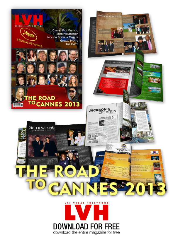 LVH · The Road to Cannes 2013