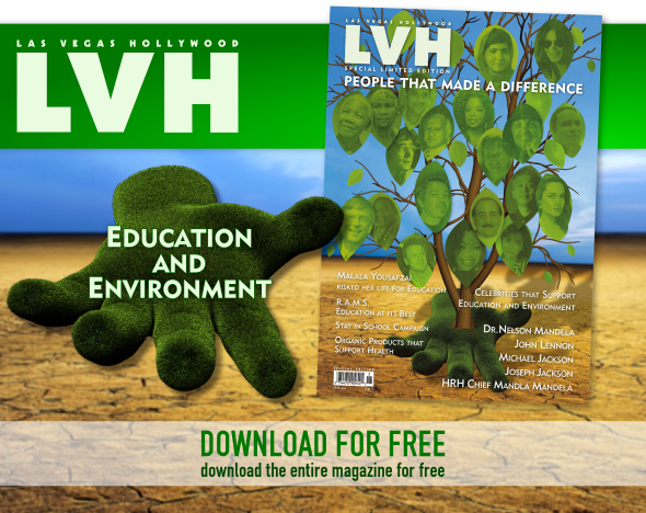 LVH Magazine · Education and Environment